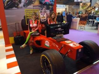 cabina Ferrari