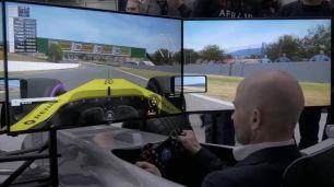 A Lobato F1 completo 3 pantallas.