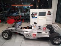 F1 TOYOTA Evento Comauto